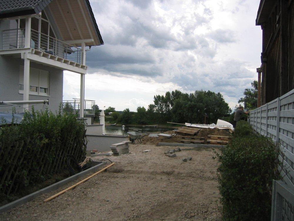 Pflasterarbeiten Garten Mutze Worms Abenheim